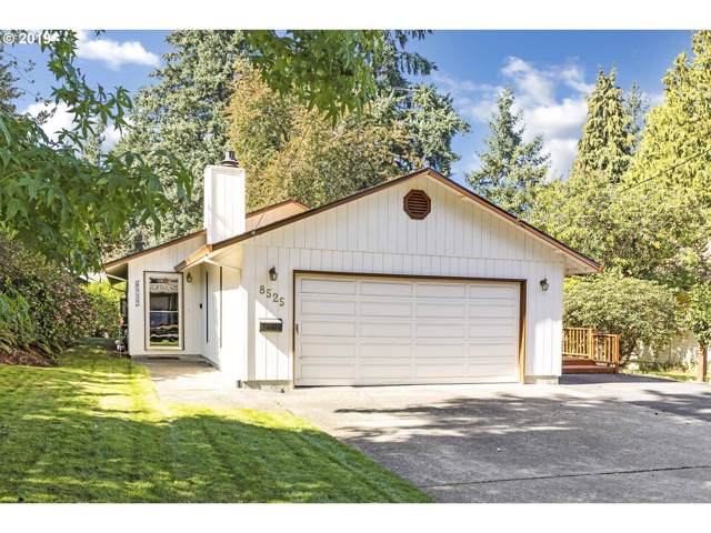 8525 SW 41ST Ave, Portland, OR 97219 (MLS #19316867) :: Next Home Realty Connection