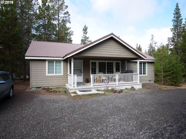 124868 Mowich St, Crescent Lake, OR 97733 (MLS #19318225) :: Matin Real Estate Group