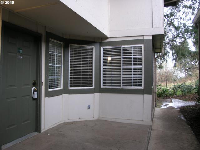 6208 NE 17TH Ave #103, Vancouver, WA 98665 (MLS #19318437) :: R&R Properties of Eugene LLC