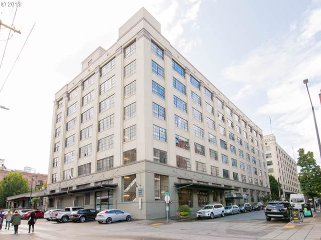 1314 NW Irving St #612, Portland, OR 97209 (MLS #19318684) :: Next Home Realty Connection