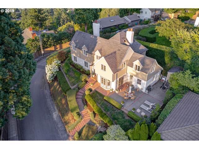 1870 SW Hawthorne Ter, Portland, OR 97201 (MLS #19318922) :: Matin Real Estate Group