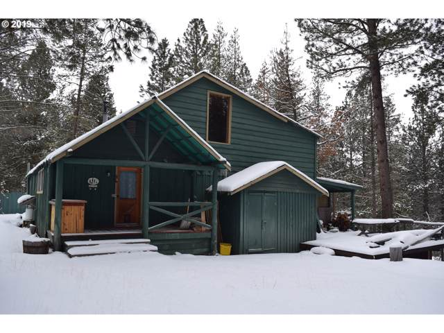 51992 Old Wickiup Rd, La Pine, OR 97739 (MLS #19319718) :: Townsend Jarvis Group Real Estate