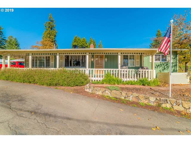 76664 Westoak Rd, Oakridge, OR 97463 (MLS #19320446) :: Song Real Estate