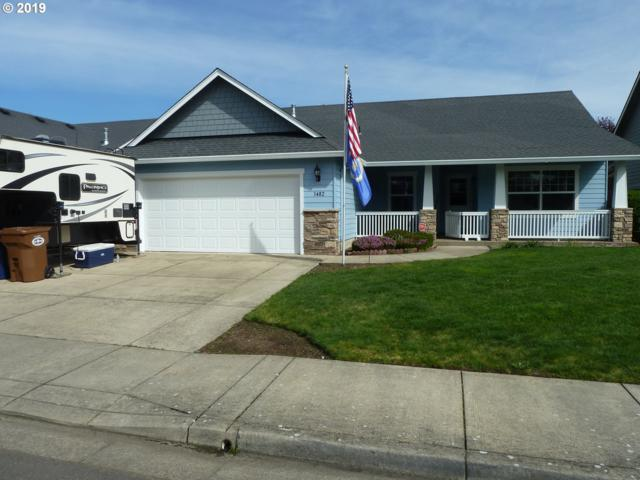 1482 12TH Ave, Junction City, OR 97448 (MLS #19320725) :: The Galand Haas Real Estate Team