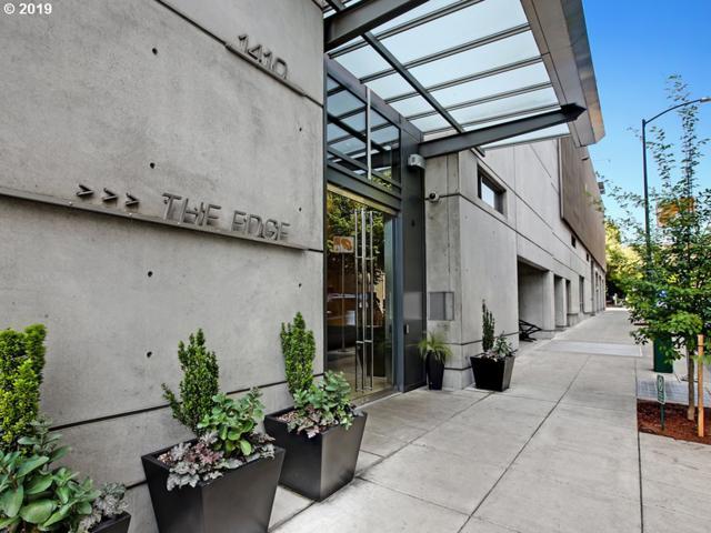1410 NW Kearney (Penthouse) St #1113, Portland, OR 97209 (MLS #19322450) :: Portland Lifestyle Team