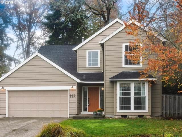 883 NE Eaglenest Ct, Hillsboro, OR 97124 (MLS #19325017) :: Next Home Realty Connection