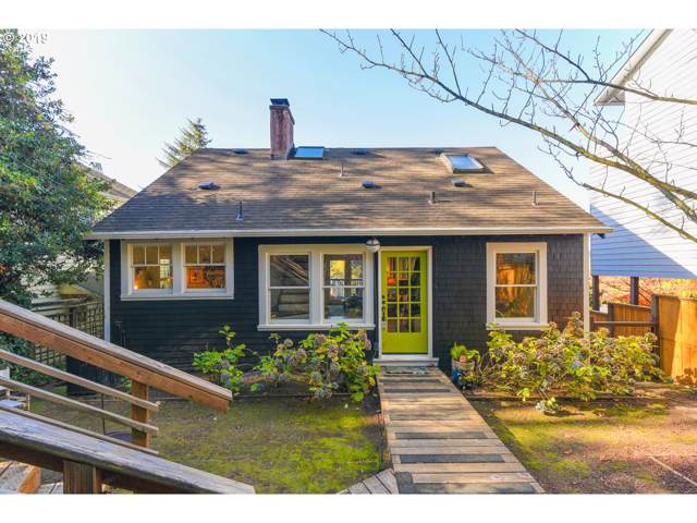 2804 SW Montgomery Dr, Portland, OR 97201 (MLS #19326393) :: Gustavo Group