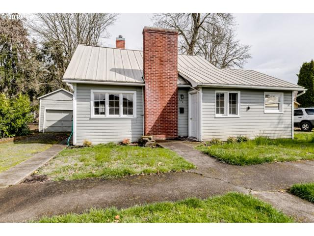 350 Laurel St, Junction City, OR 97448 (MLS #19326507) :: The Galand Haas Real Estate Team