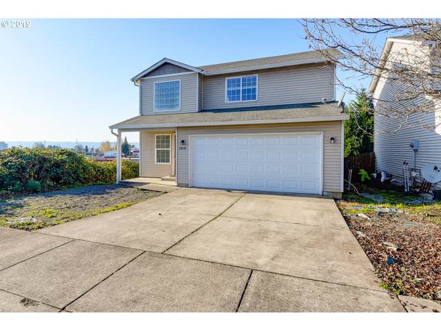 2810 Cherry St, Vancouver, WA 98660 (MLS #19327315) :: Fox Real Estate Group