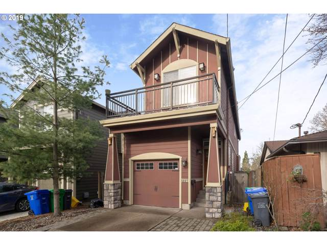 5607 SE Oak St, Portland, OR 97215 (MLS #19327638) :: Premiere Property Group LLC