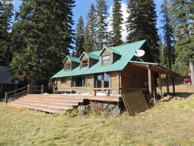 61560 N Lakeshore Dr, Weston, OR 97886 (MLS #19327848) :: Song Real Estate