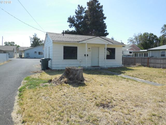 708 Vining St, Milton-Freewater, OR 97862 (MLS #19328541) :: Song Real Estate