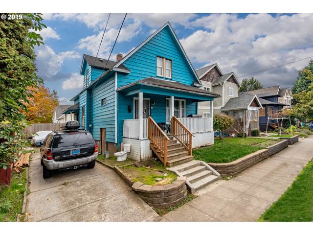 704 NE Killingsworth Ct, Portland, OR 97211 (MLS #19328546) :: Next Home Realty Connection