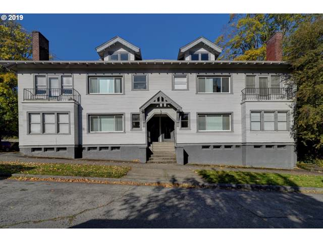 2809 SE Washington St, Portland, OR 97214 (MLS #19328649) :: Next Home Realty Connection