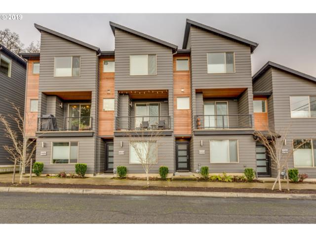 5006 SE Mill St #5, Portland, OR 97215 (MLS #19330939) :: Homehelper Consultants