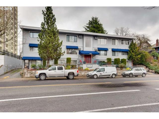 1727 NE Multnomah St #10, Portland, OR 97232 (MLS #19332097) :: Gregory Home Team | Keller Williams Realty Mid-Willamette