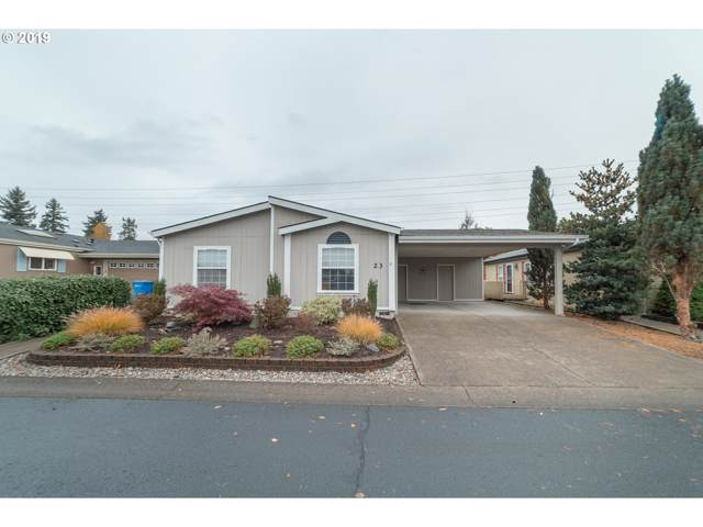 16500 SE 1ST St #23, Vancouver, WA 98684 (MLS #19332567) :: Next Home Realty Connection