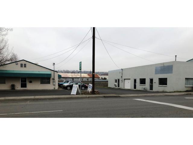 1003 SW Frazer Ave, Pendleton, OR 97801 (MLS #19333869) :: TK Real Estate Group