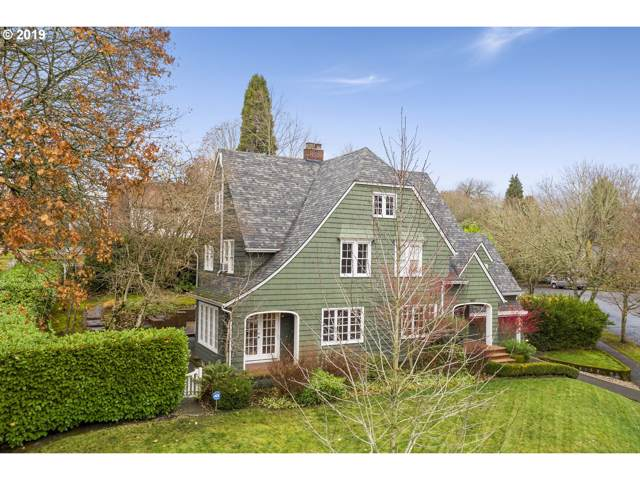 3017 SE Claybourne St, Portland, OR 97202 (MLS #19334020) :: Homehelper Consultants