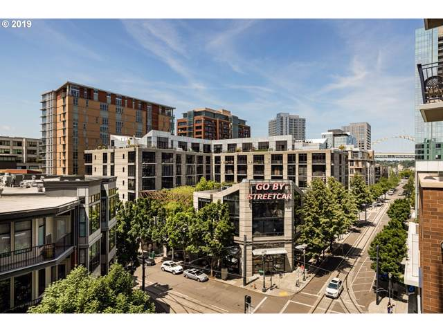 1030 NW 12TH Ave #508, Portland, OR 97209 (MLS #19335286) :: Next Home Realty Connection