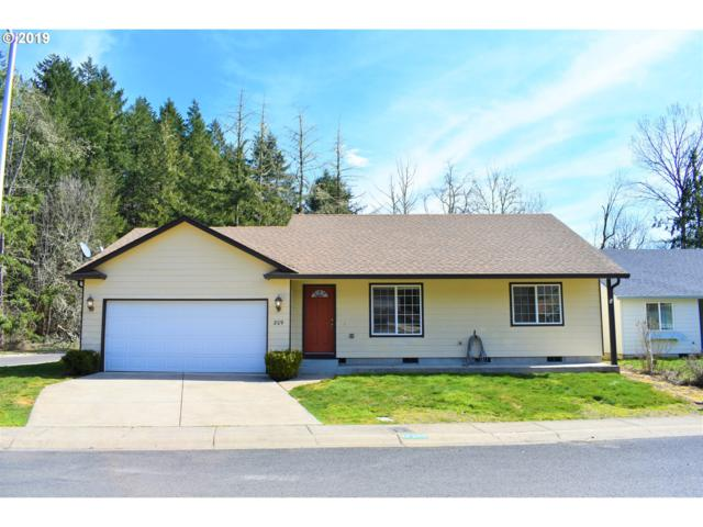 209 Bluebird St, Cottage Grove, OR 97424 (MLS #19336702) :: R&R Properties of Eugene LLC