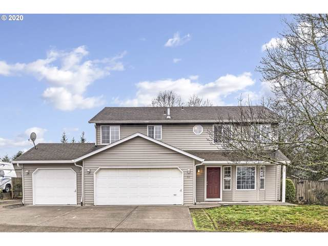11587 Dahlia Ter, Oregon City, OR 97045 (MLS #19340372) :: Stellar Realty Northwest
