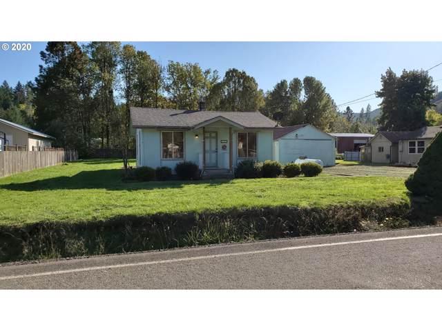 686 South Elk Creek Rd, Drain, OR 97435 (MLS #19340541) :: Townsend Jarvis Group Real Estate