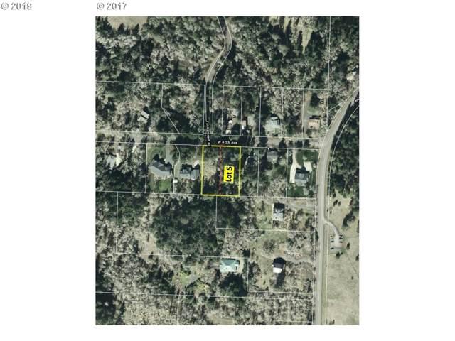 W 40 Ave Lot 5, Eugene, OR 97405 (MLS #19342016) :: Gregory Home Team | Keller Williams Realty Mid-Willamette