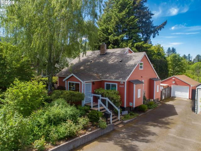 417 SE Roberts Ave, Gresham, OR 97080 (MLS #19342180) :: Next Home Realty Connection