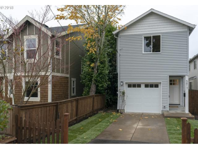 5817 NE Beech St, Portland, OR 97213 (MLS #19342245) :: McKillion Real Estate Group