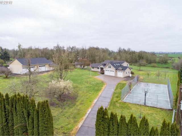 20950 Filbert Rd, Harrisburg, OR 97446 (MLS #19342326) :: The Galand Haas Real Estate Team