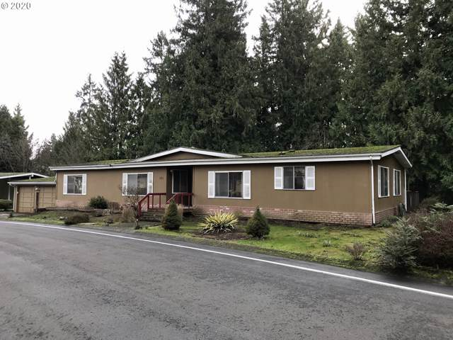 100 SW 195TH Ave #191, Beaverton, OR 97006 (MLS #19344354) :: Next Home Realty Connection