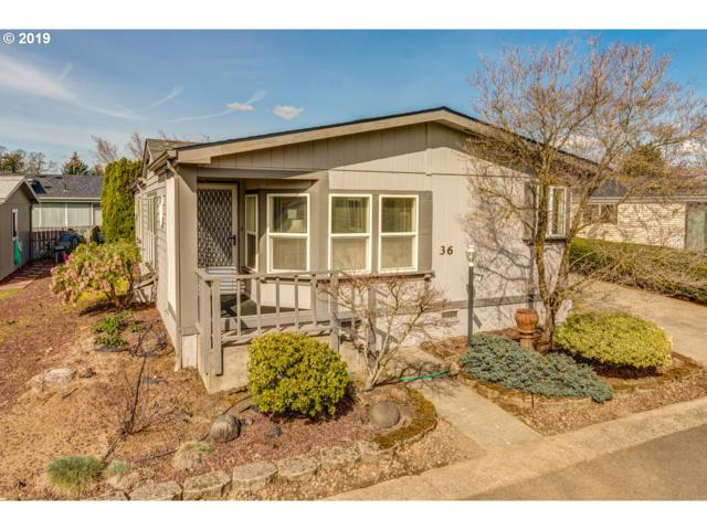 5102 NE 121ST Ave #36, Vancouver, WA 98682 (MLS #19344492) :: Song Real Estate