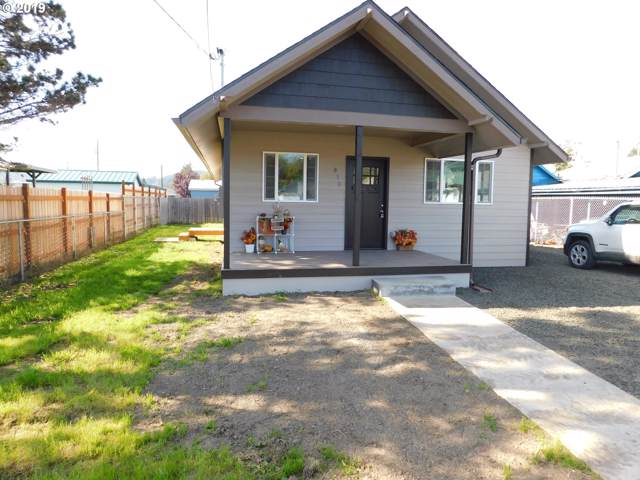 810 A St, Myrtle Point, OR 97458 (MLS #19345292) :: Cano Real Estate