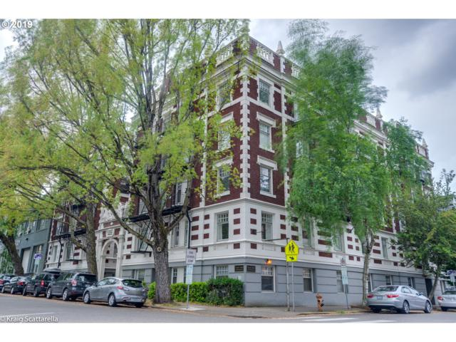 1811 NW Couch St #204, Portland, OR 97209 (MLS #19345449) :: The Sadle Home Selling Team