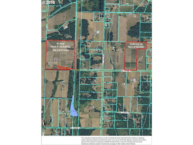 0 NE 379 St, La Center, WA 98629 (MLS #19345994) :: Townsend Jarvis Group Real Estate