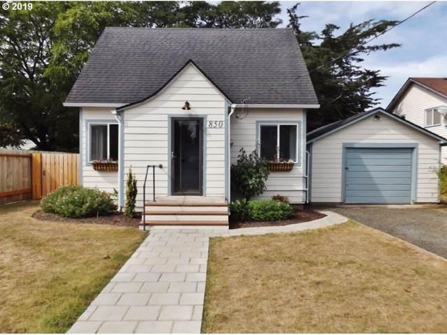 850 NE Commercial St, Waldport, OR 97394 (MLS #19345996) :: Song Real Estate