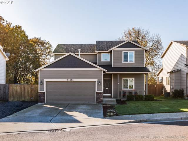35606 Jakobi St, St. Helens, OR 97051 (MLS #19346263) :: Gregory Home Team | Keller Williams Realty Mid-Willamette