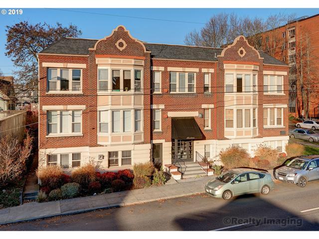 1529 SE Hawthorne Blvd N #103, Portland, OR 97214 (MLS #19346544) :: Hatch Homes Group