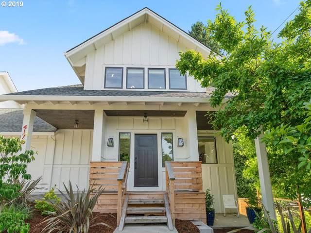 4178 SE Knapp St, Portland, OR 97202 (MLS #19346969) :: Song Real Estate