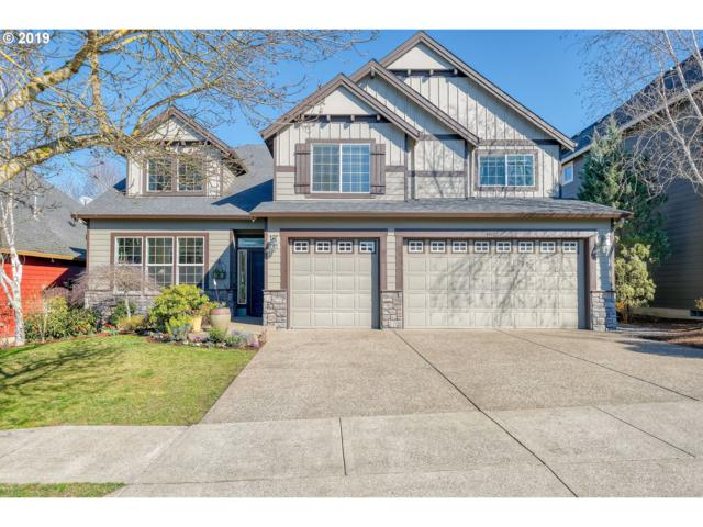 4913 Masters Dr, Newberg, OR 97132 (MLS #19347734) :: Fox Real Estate Group