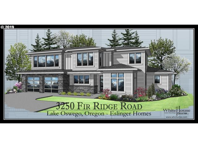 3250 Fir Ridge Rd, Lake Oswego, OR 97035 (MLS #19347804) :: Territory Home Group