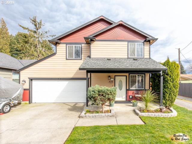 626 23RD St, Washougal, WA 98671 (MLS #19350398) :: Realty Edge