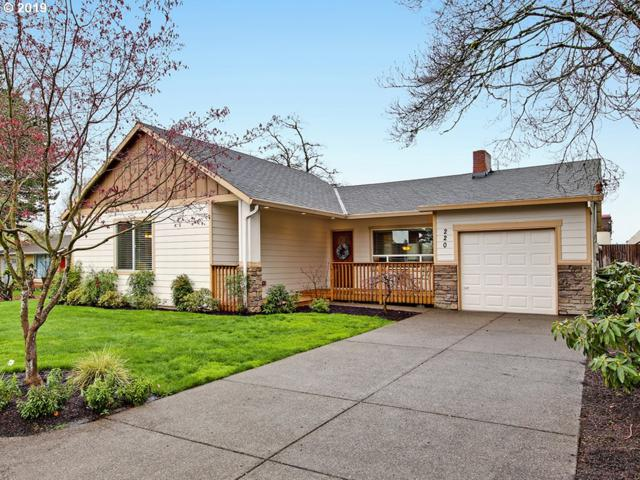 220 NW 137TH Ave, Portland, OR 97229 (MLS #19352449) :: TLK Group Properties