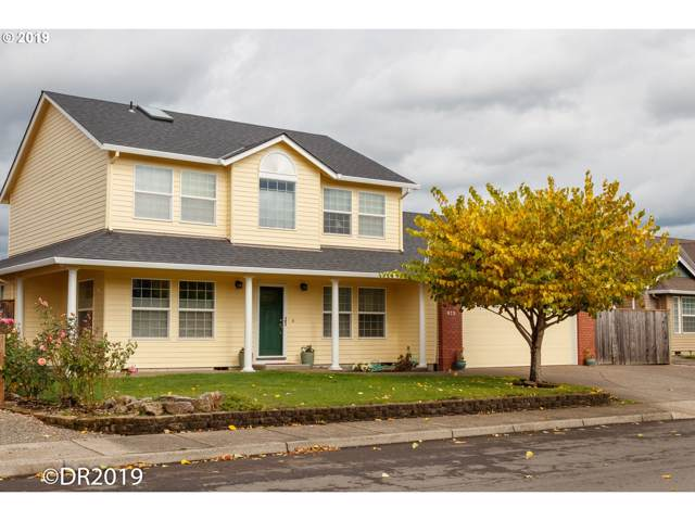432 SE 8TH Ave, Canby, OR 97013 (MLS #19354633) :: Townsend Jarvis Group Real Estate