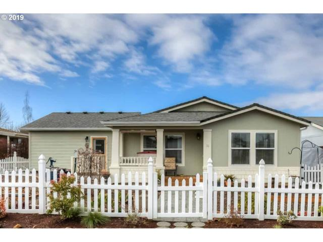 1015 Oak St #76, Silverton, OR 97381 (MLS #19354734) :: Cano Real Estate