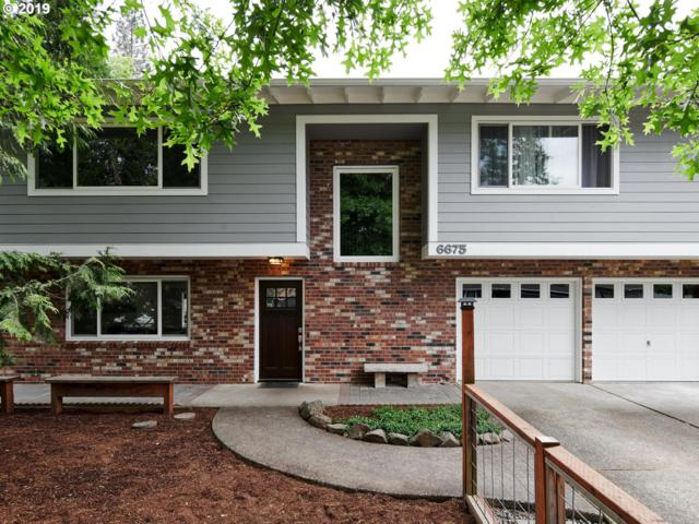 6675 SW Rollingwood Dr, Beaverton, OR 97008 (MLS #19355621) :: Premiere Property Group LLC