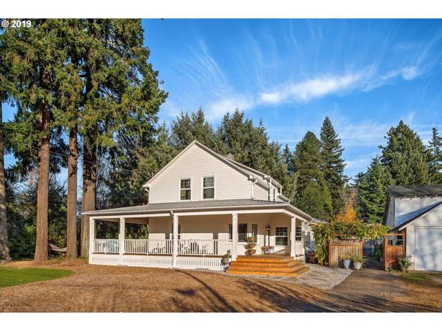 11400 SW 95TH Ave, Tigard, OR 97223 (MLS #19356140) :: Fox Real Estate Group