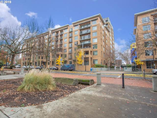 701 Columbia St #601, Vancouver, WA 98660 (MLS #19357404) :: Cano Real Estate