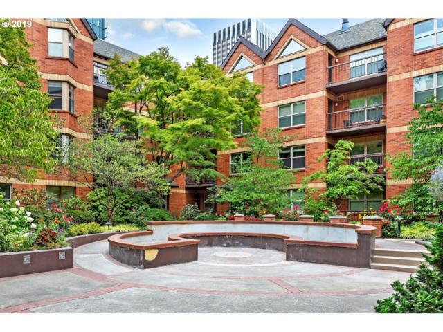 1500 SW Park Ave #310, Portland, OR 97201 (MLS #19359284) :: Portland Lifestyle Team